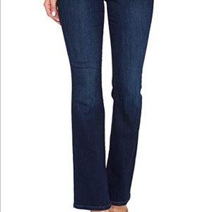 JOE'S Mid-Rise Dark Bootcut Jeans Womens Size 31
